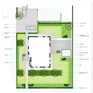 tuin ontwerp aanleg