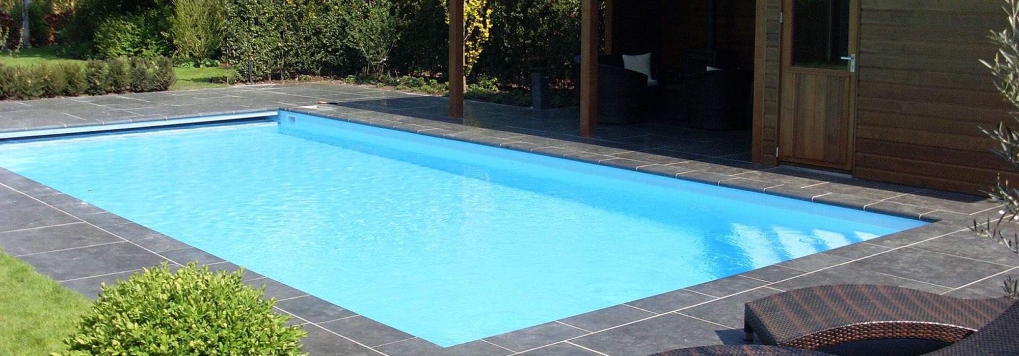 Bouwkundige zwembaden