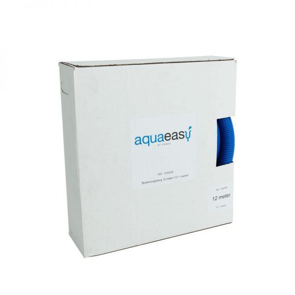"""Aqua Easy bodemzuigslang 12 meter 1½"""""""