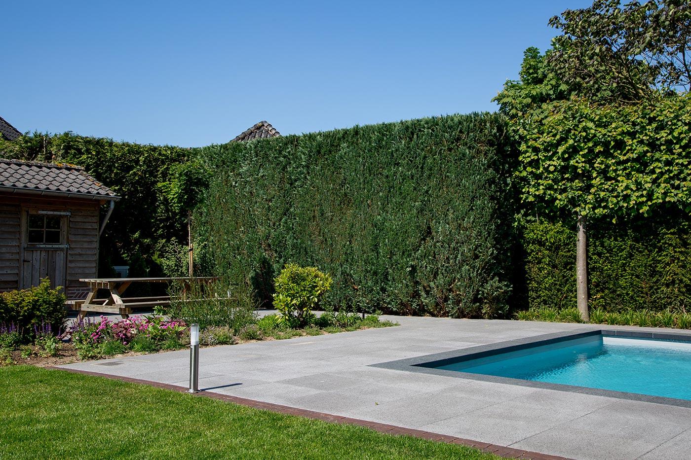 Kosten priv zwembad - Klein zwembad in de kleine tuin ...